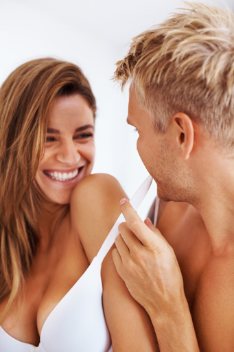 Do you believe that the male in the relationship has to be the one to make a move first?